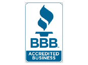 BBB Accredited Business since 07/01/2009